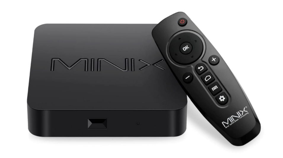 MINIX NEO T5 TV Box