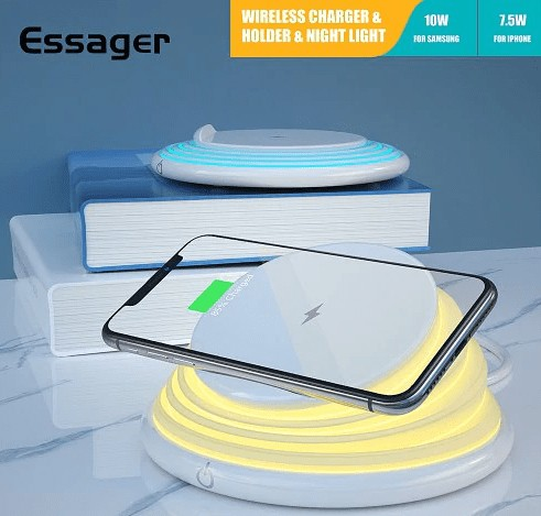 Essager Fast Qi Wireless Charger