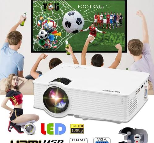 Mini Projector Excelvan EHD09
