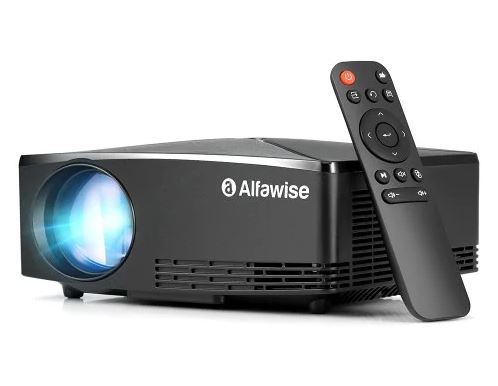 Alfawise A80 BD1280 Smart Projector - Android Version