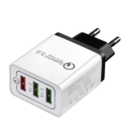 Fast Phone Charger QC3.0