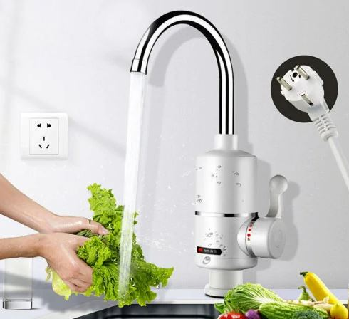 Instantaneous Heating Electric Faucet 360 Degrees