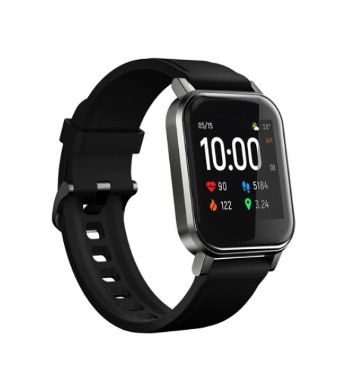 Haylou LS02 Smart Watch 2 - Global Version